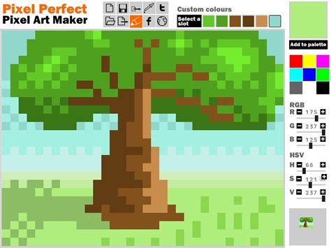 pixel template maker free graphics editor make pixel for tauvosoft mp3