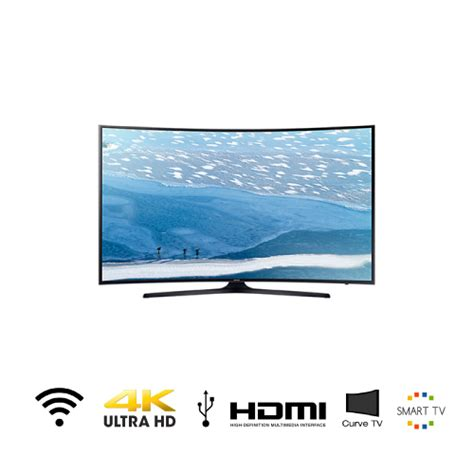 Tv Samsung Curved Uhd 55 Inch samsung 55 inch uhd curved smart led tv ku7350 55 inches and above wow lk