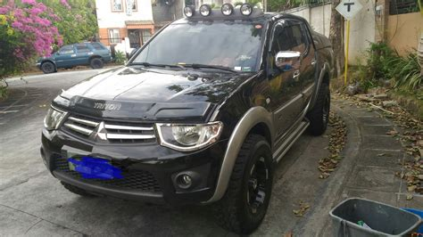 mitsubishi strada mitsubishi strada 2010 car for sale calabarzon philippines