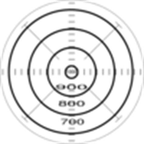 bullseye template printable printable target w no bullseye clip at clker