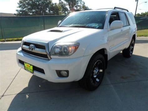 2006 Toyota 4runner Dimensions 2006 Toyota 4runner Sport Edition Data Info And Specs