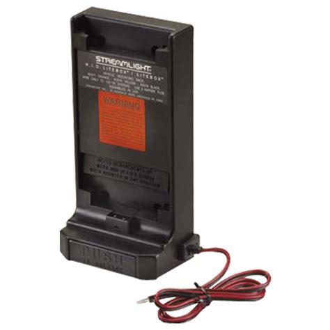 Charging Rack by Charging Rack Hid Litebox Dc Direct Black