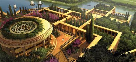 jardines colgantes de babilonia jardines colgantes de babilonia las siete maravillas del
