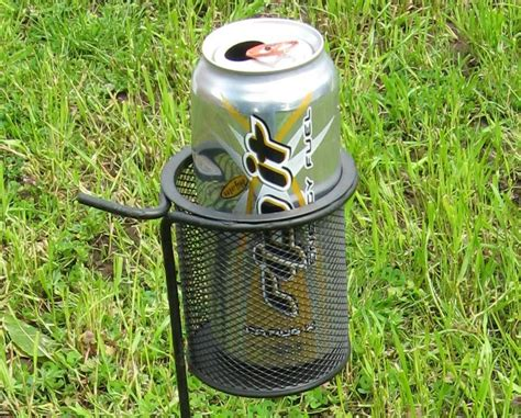 backyard drink holders 35 great diy gifts for men who love to be surprised