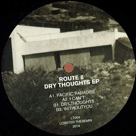 house music magazines route 8 dry thoughts ep lt004 jaus co house and techno music magazine