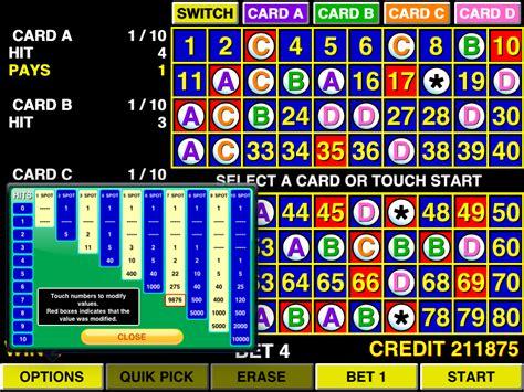 keno pattern numbers keno 4 card multi play las vegas casino quot better than