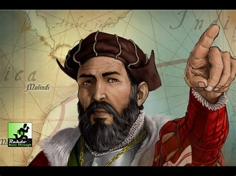 vas da gama vasco da gama thoughts