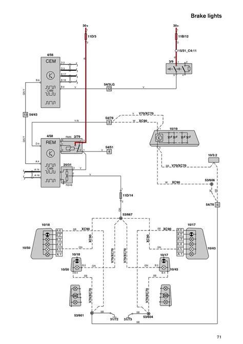 brake light turn signal hazard light problem
