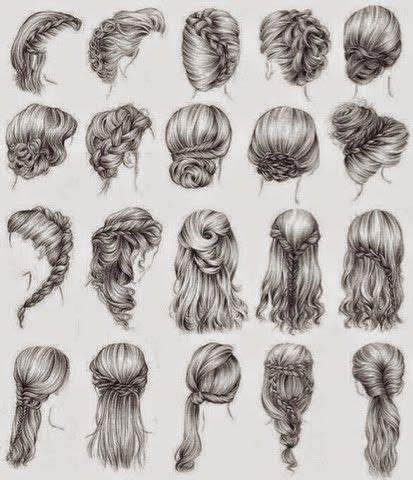 25+ best ideas about drawing hair on pinterest | how to