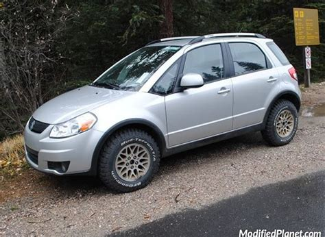 jeep hatchback sx4 greg offroad and