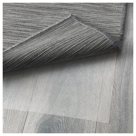 Outdoor Rugs Ikea Hodde Rug Flatwoven In Outdoor Grey Black 200x300 Cm Ikea