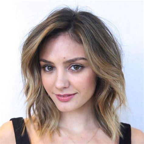 Moderne Haarschnitte by 220 Ber 1 000 Ideen Zu Mittellange Haarschnitte Auf