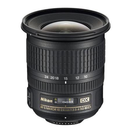 nikkor af s dx 10 24mm f35 45g ed