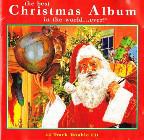 various artists the best christmas album in the world