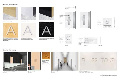 Hotel Interior Signage by Wayfinding Signage Hotel And Office By Pearson At