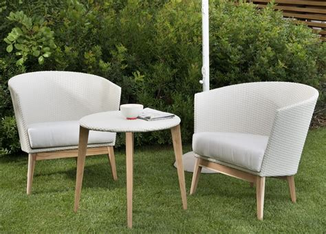 arc club garden armchair contemporary garden furniture
