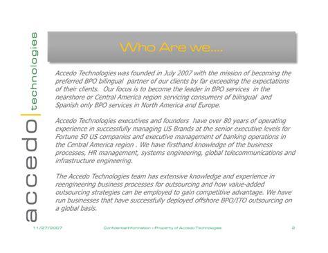 accedo bank accedo technologies marketing presentation india