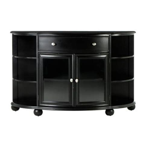 home decorators collection sheffield demilune buffet with
