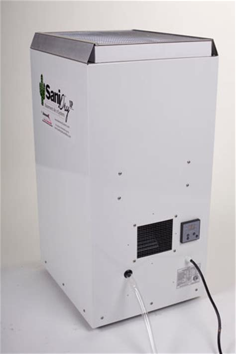 sanidry basement air system sanidry xp basement dehumidifier air filtration system