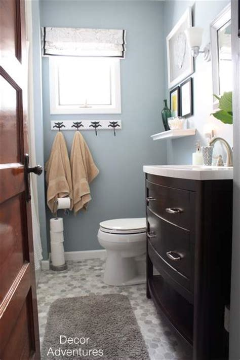 a small master bathroom makeover hometalk
