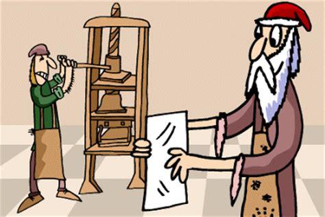 más de historia: la invenciÓn de la imprenta