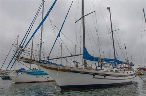 sailing boat ketch 1987 vagabond 47 ketch sail boat for sale www yachtworld