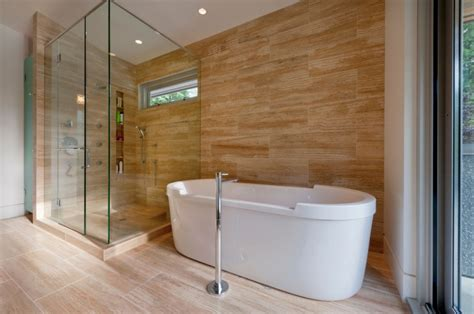 faux wood tile bathroom 21 bathroom tile designs ideas design trends premium
