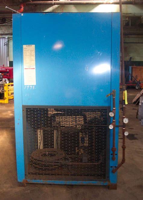 scfm hankinson refrigerated air dryer stock
