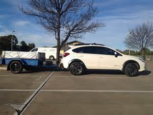 Subaru Crosstrek Towing 2016 Xv Crosstrek White Roof Rack Cvt Xv Are Made For