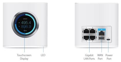 Small Net Builder by Ubiquiti Launches Multi Ap Consumer Wi Fi System
