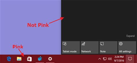 top task bar keeps disappearing how to keep windows 10 s start menu and action center