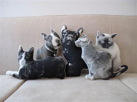 Custom Made Pillow Pets custom silkscreen pet pillow