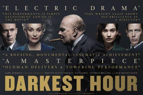 darkest hour everyman cinema the age of biopics the response to ignorance or a lack of