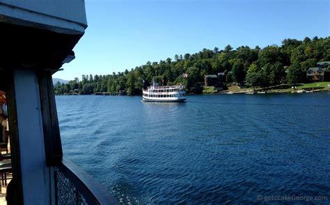 lake george boat cruises lake george cruises