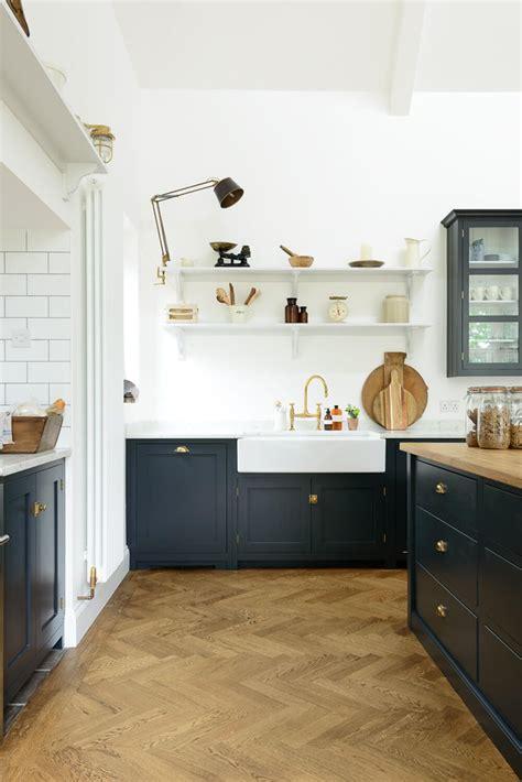 ultimas tendencias en decoracion  cocinas verdes