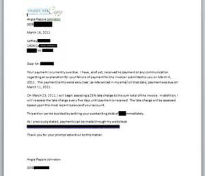 Business Letter Template Collections Freelance Writing Tips
