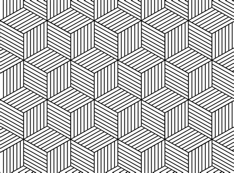 svg pattern style hexagon geometric pattern vector