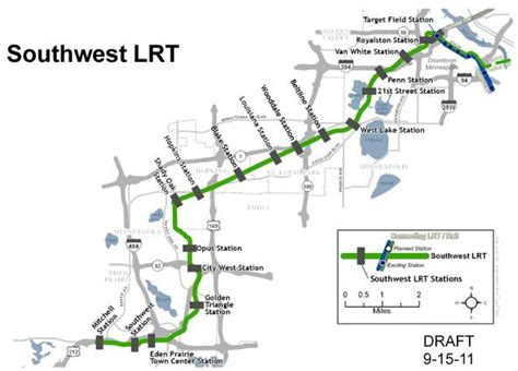 minneapolis light rail map southwest cities light rail plan faces crucial vote minnesota radio news