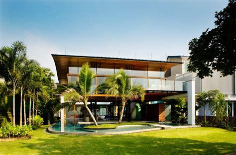 home decor astounding modern green home plans environmentally friendly house plans small ekološki tropski bungalov u singapuru eko kuće