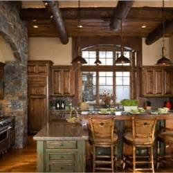 country rustic kitchen jerry locati lodge kitchens and style