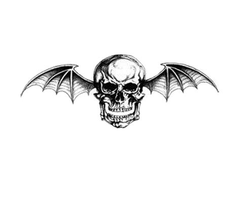 Avenged Sevenfold Logo 04 avenged sevenfold logo hd wallpapers here