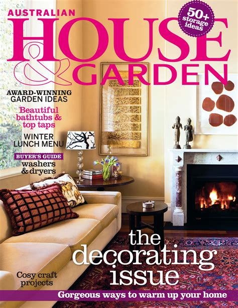 home and house magazine the perfect gift this mothers day from magshop com au