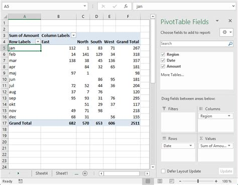 Pivot Table Help discover pivot tables excel s most powerful feature and