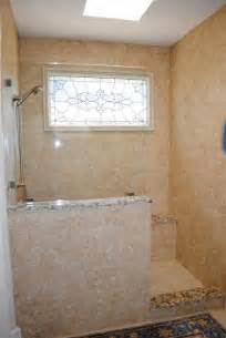 shower without a door glen hutchison inc showers w out doors