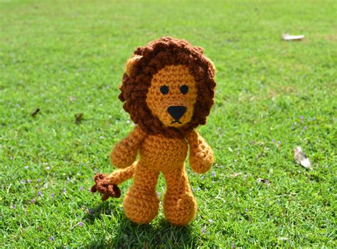 amigurumi pattern lion griffin the lion amigurumi by miahandcrafter on deviantart