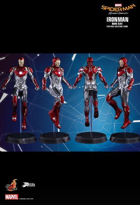 Toys Iron Pps 04 47 Xlvii Power Pose toys spider homecoming iron xlvii 47