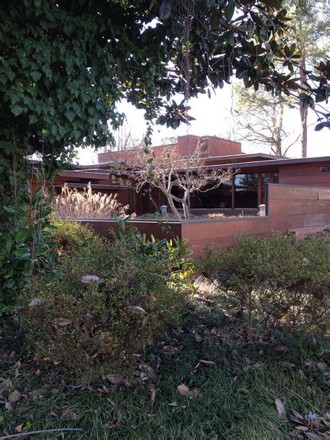 Rosenbaum House by Frank Llloyd Wright S Rosenbaum House Rott I Tude