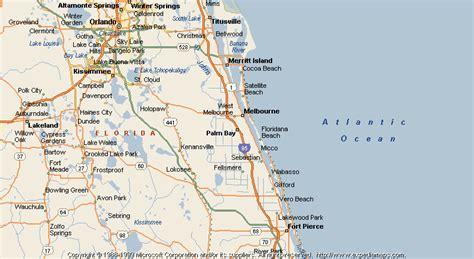 map palm florida map of palm bay