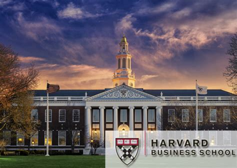 Harvard Mba To Wall by Harvard Business School To Set Up Third Overseas Cus In