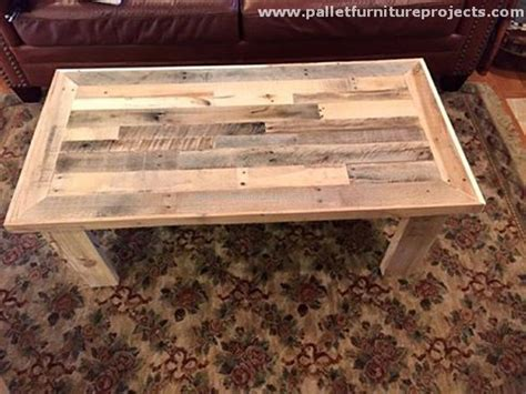 tables made from pallets coffee table made with pallets pallet furniture projects